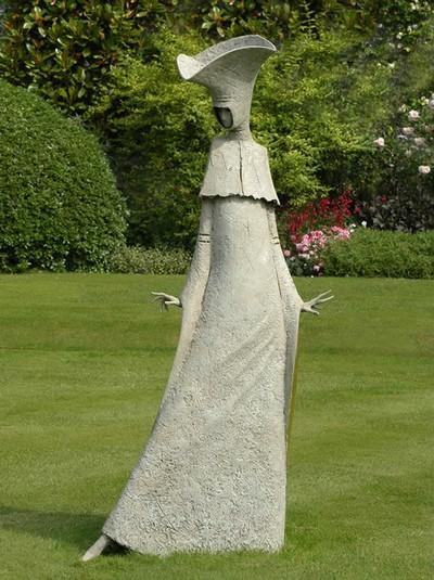 Une sculpture / un sculpteur en passant Philip16
