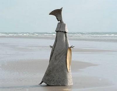 Une sculpture / un sculpteur en passant Philip18