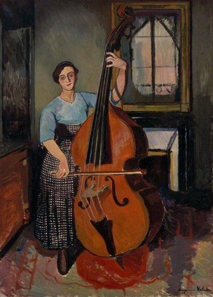 La musique dans la peinture - Page 6 Suzann11