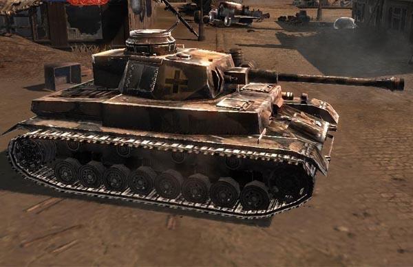 Panzer IV v. 2100 Dy410
