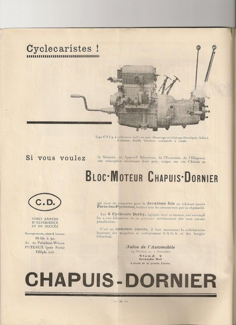 Moteur de cyclecar et voiturette - Page 2 Chapui10