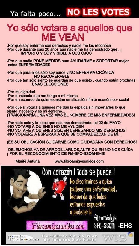 UNA FIBRO-FATIGOSA -QUÍMICA Y EL PROGRAMA ELECTORAL  (MARIFE ANTUÑA) Nolesv10