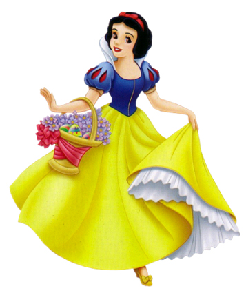 Blanche-Neige et les 7 Nains Easter10