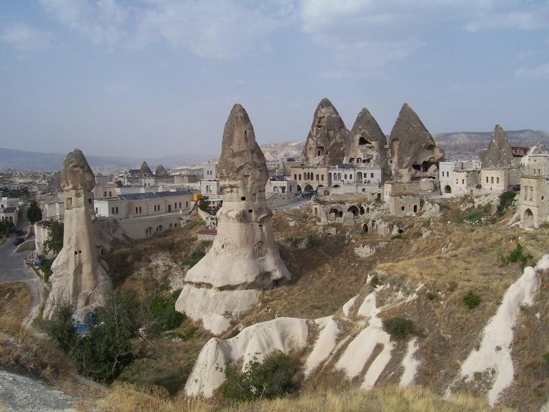 Les monastères et villes du bout du monde! 100_3010