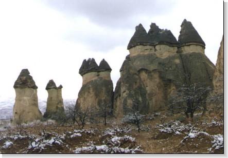 Les monastères et villes du bout du monde! Photo110