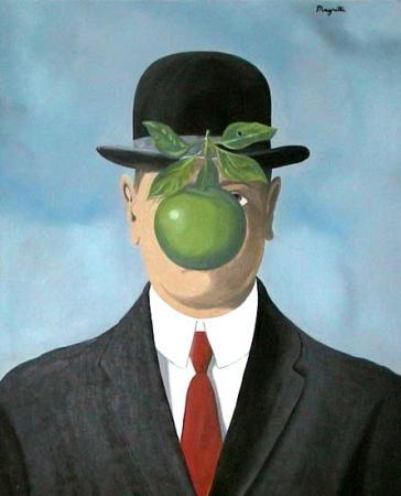 René Magritte 110th BirthDay Magrit10