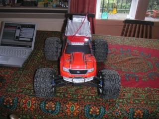 Une déco de carrosserie, préparation rally raid!!! Pict0123