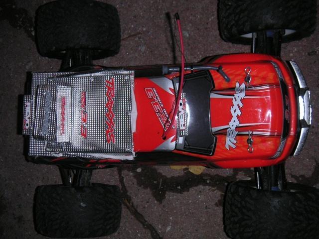 Une déco de carrosserie, préparation rally raid!!! Pict0127