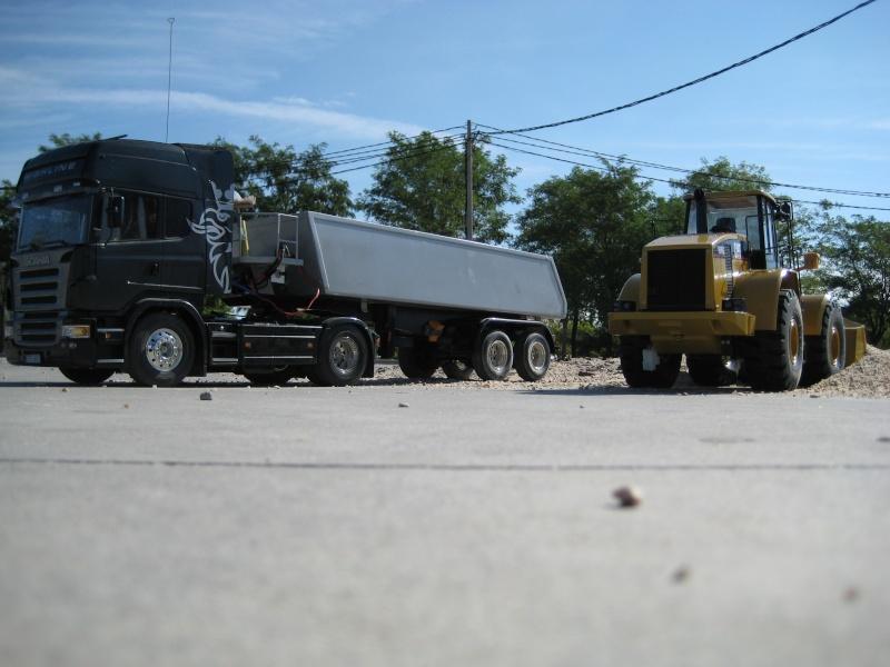 Scania de Speedy Cat211