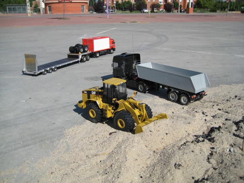 Scania de Speedy Cat610