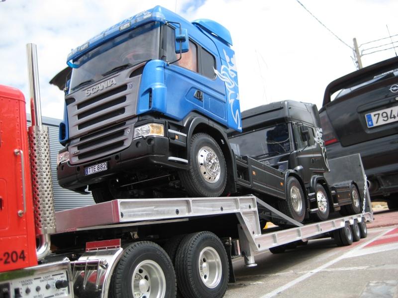 Scania de Speedy Scania12