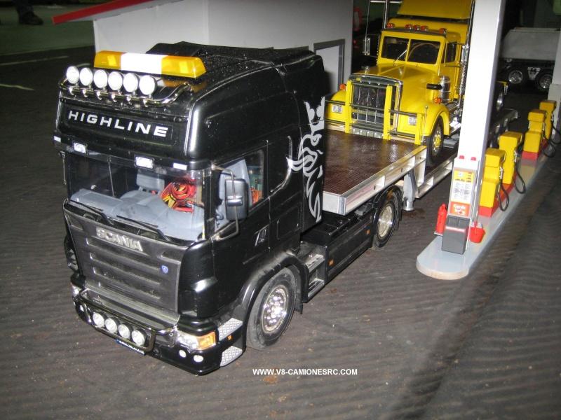 Scania de Speedy Scania18