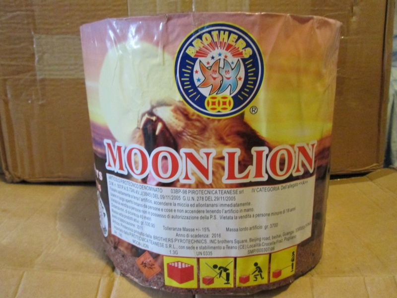 MOON LION 00510