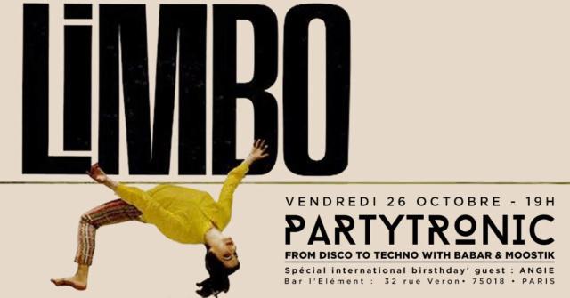 Limbo' PartyTronic: 26/10/18 - Paris 18 Limbo_10