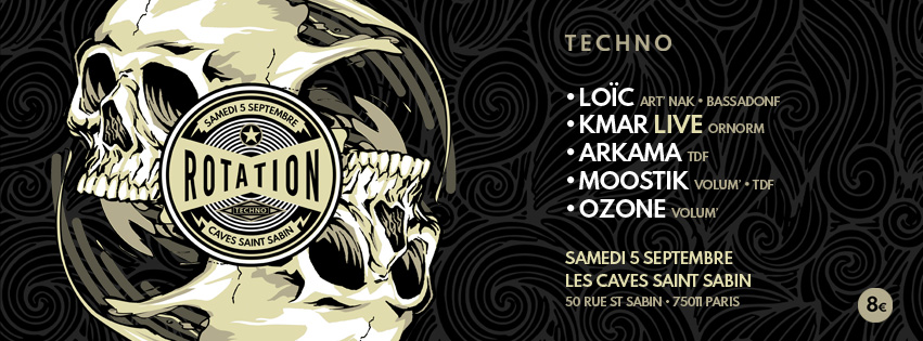 Rotation: 05/09/20: Techno ... Acid Techno - Paris 11 Rotati10