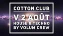 Break Out 2 (House et Techno): 02/08/19: Cotton Club-Troyes Cotton10