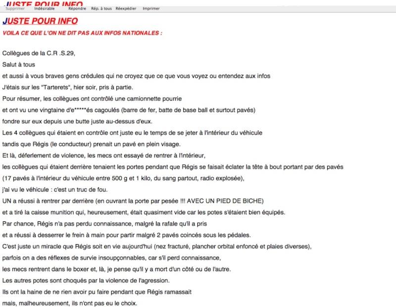 Avignon: un prêtre agressé par des jeunes maghrébins. Info_110