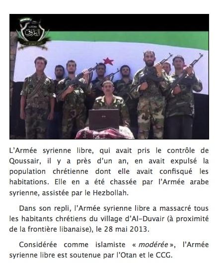 Silence radio dans les médias. Syrie_12