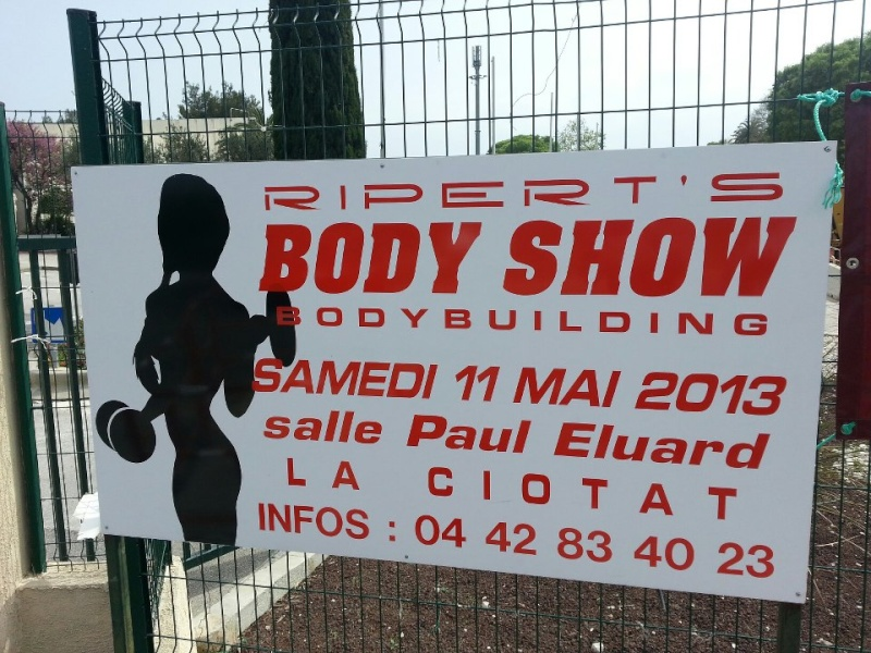 body - Ripert's Body Show 2013 48019610