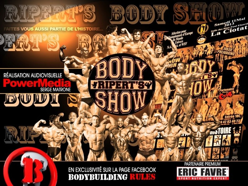 body - Ripert's Body Show 2013 94152710