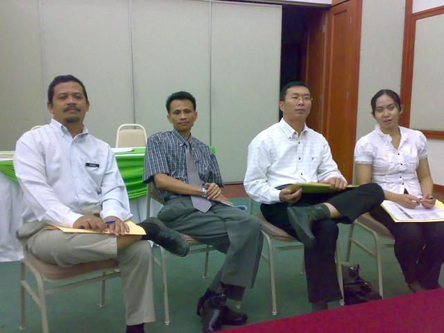 Guru Cemerlang (Sains) Fasa 1 tahun 2008 Negeri Sabah 04112012