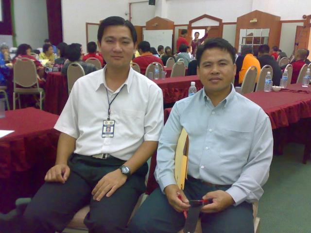 Guru Cemerlang (Sains) Fasa 1 tahun 2008 Negeri Sabah 04112013