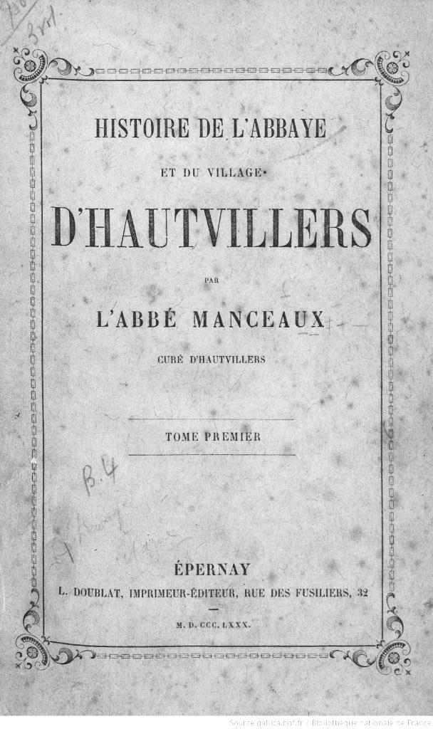 HAUTVILLERS Mancea10