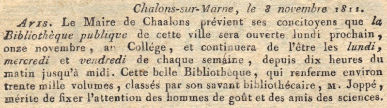 Presse, Bulletins & Revues Na064_10