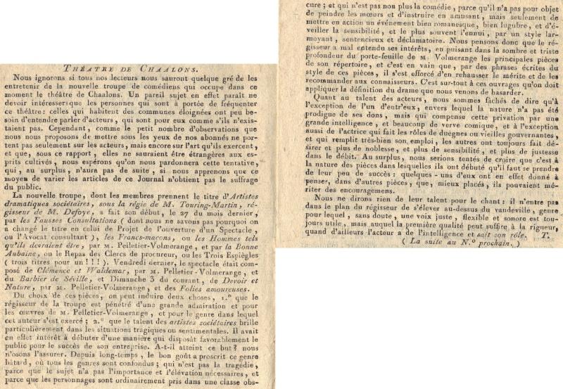 Presse, Bulletins & Revues Na064_11