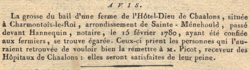 CHARMONTOIS-l'ABBE / CHARMONTOIS-le-ROY Na064_13