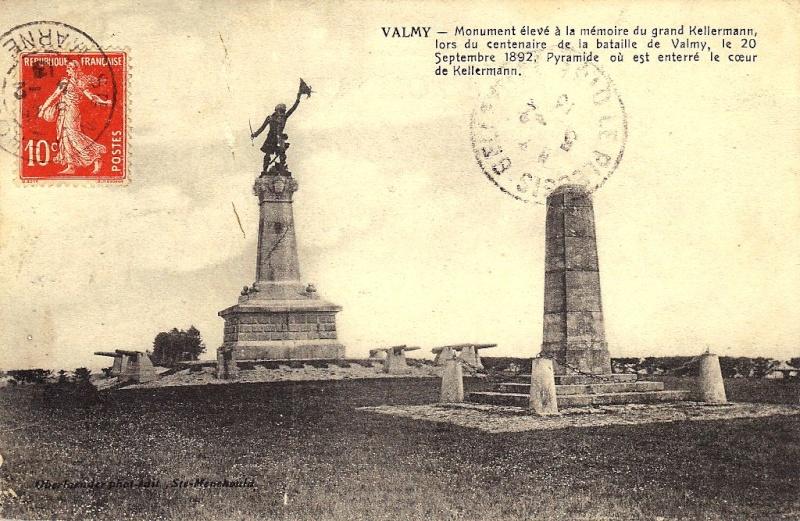 La Bataille de VALMY, Acte fondateur de la République Française Scan0113