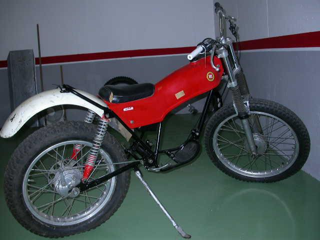Mi Montesa Cota 74 Dscn3612