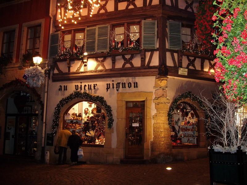 Marchés de Noël 2008 en Alsace Au_vie10