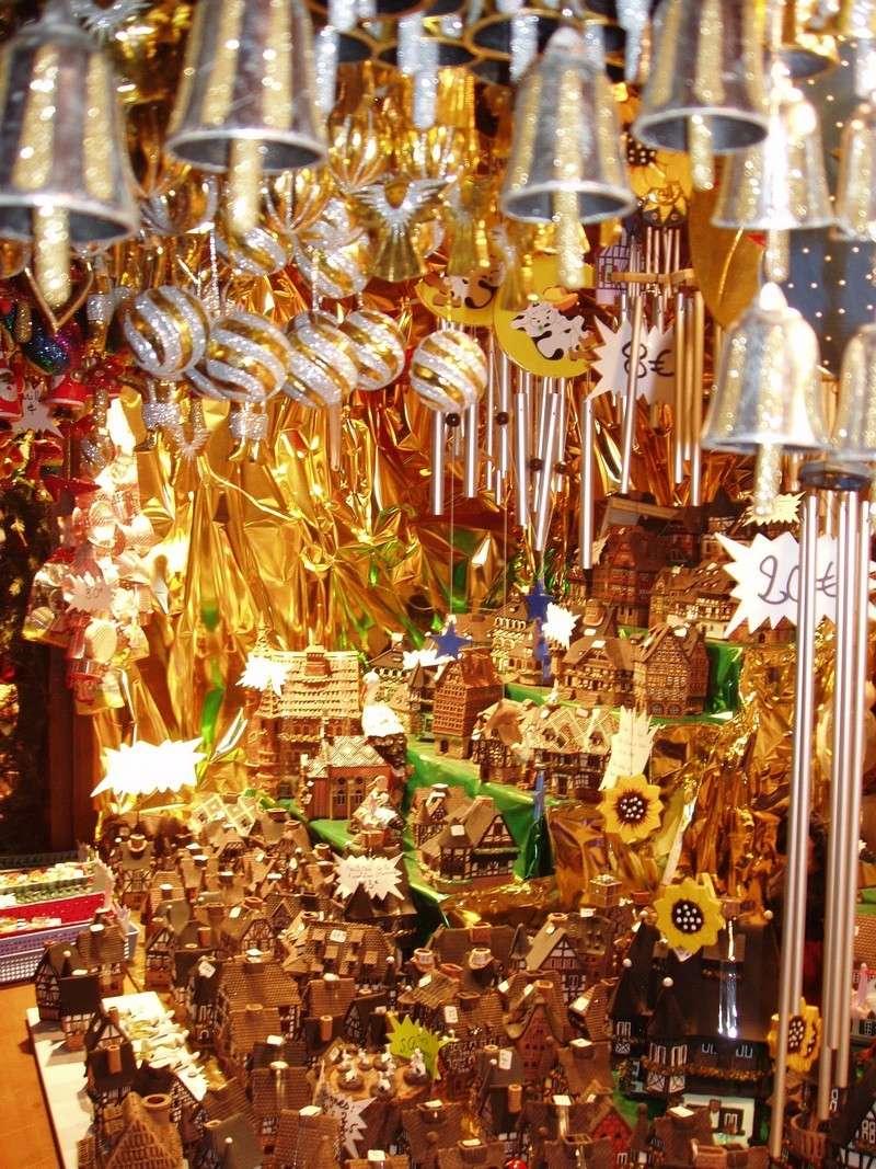 Marchés de Noël 2008 en Alsace Cloche10