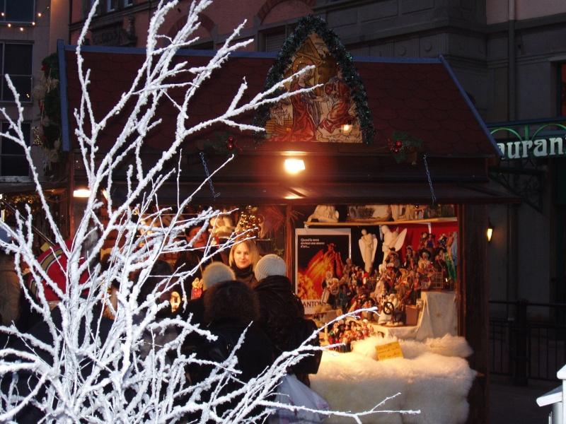 Marchés de Noël 2008 en Alsace Creche10