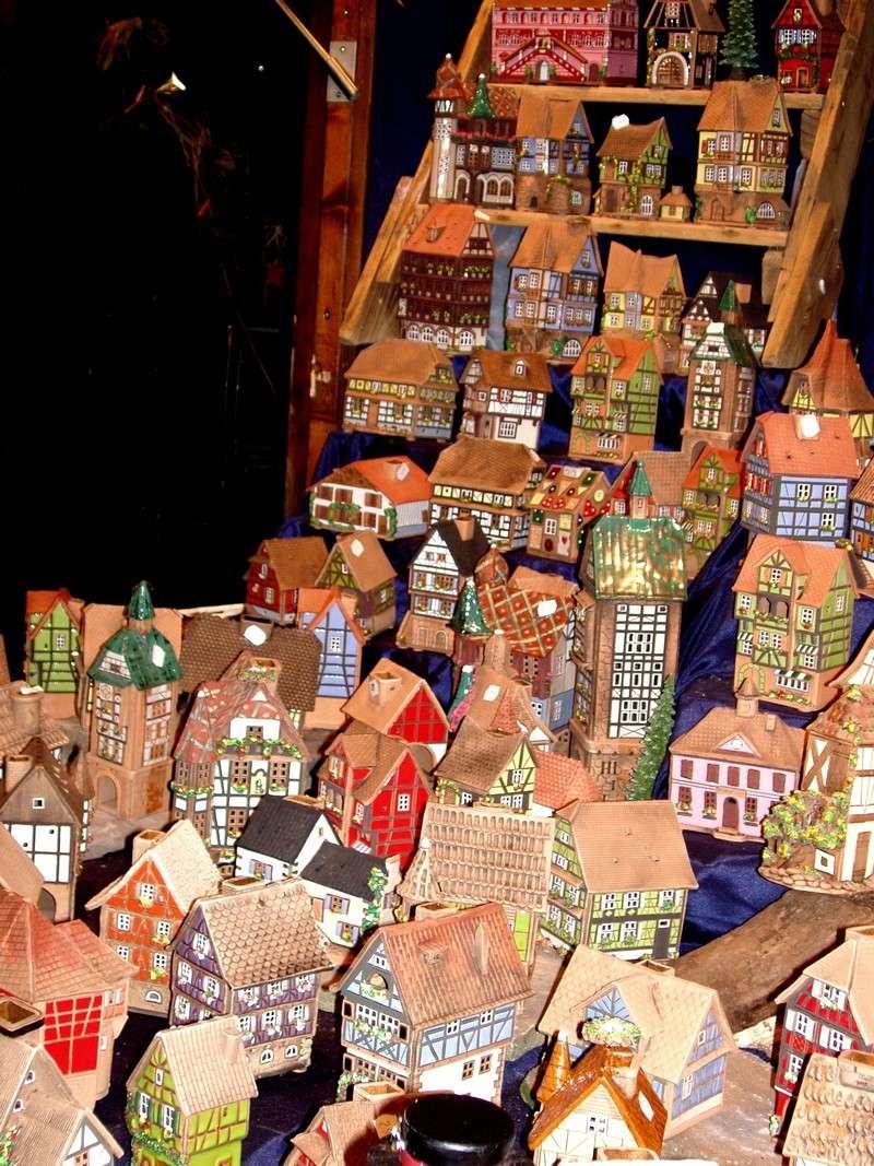 Marchés de Noël 2008 en Alsace Maison10