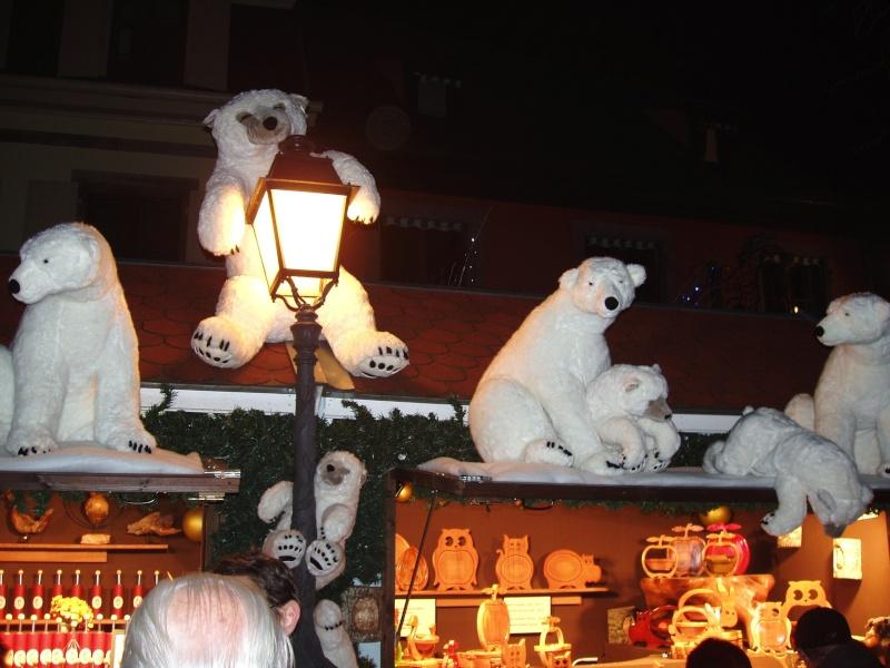 Marchés de Noël 2008 en Alsace Ours_b10