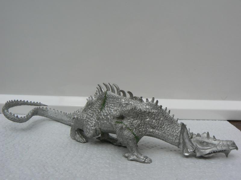 Figurine Elfes Sylvains Dragon13