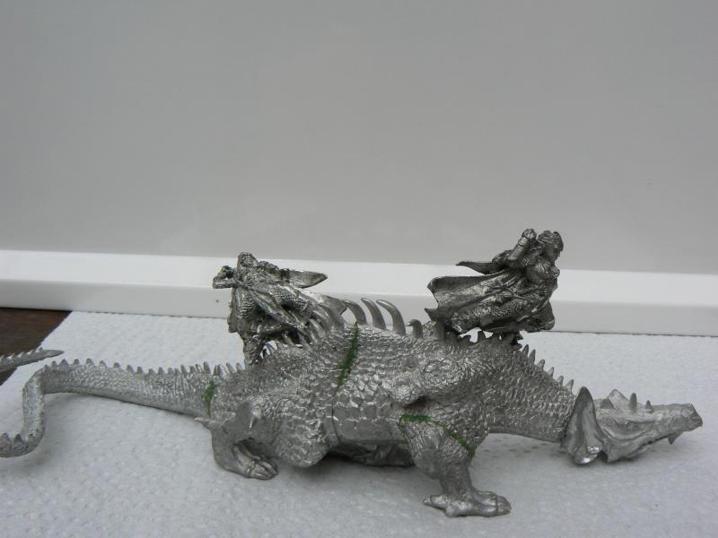 Figurine Elfes Sylvains Dragon14