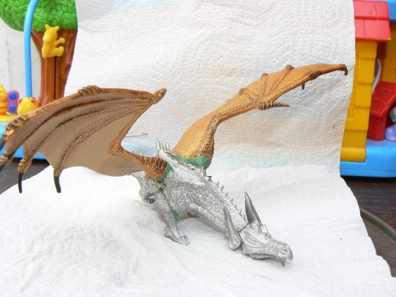Figurine Elfes Sylvains Dragon15