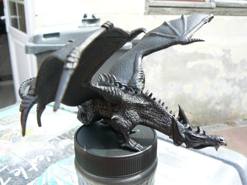 Figurine Elfes Sylvains Dragon16