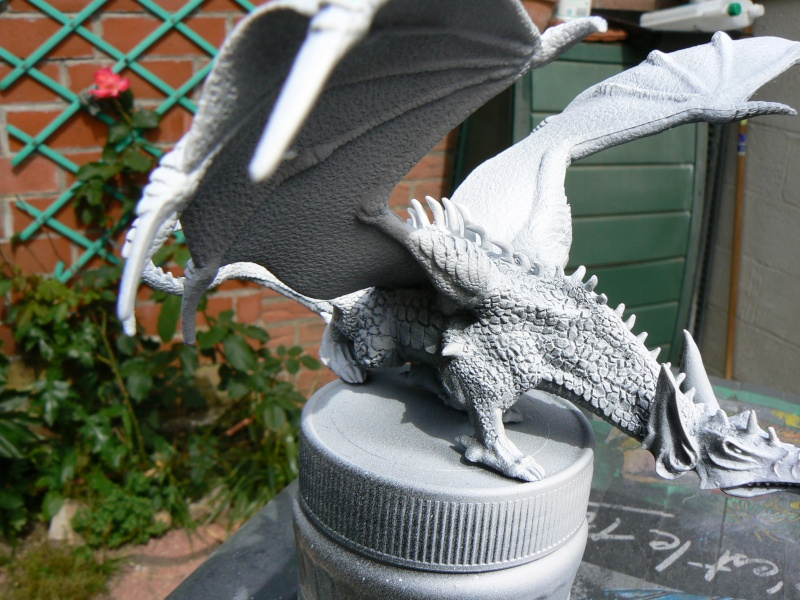 Figurine Elfes Sylvains Dragon17