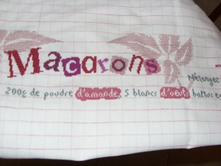 sal macarons Lili point Sn850110