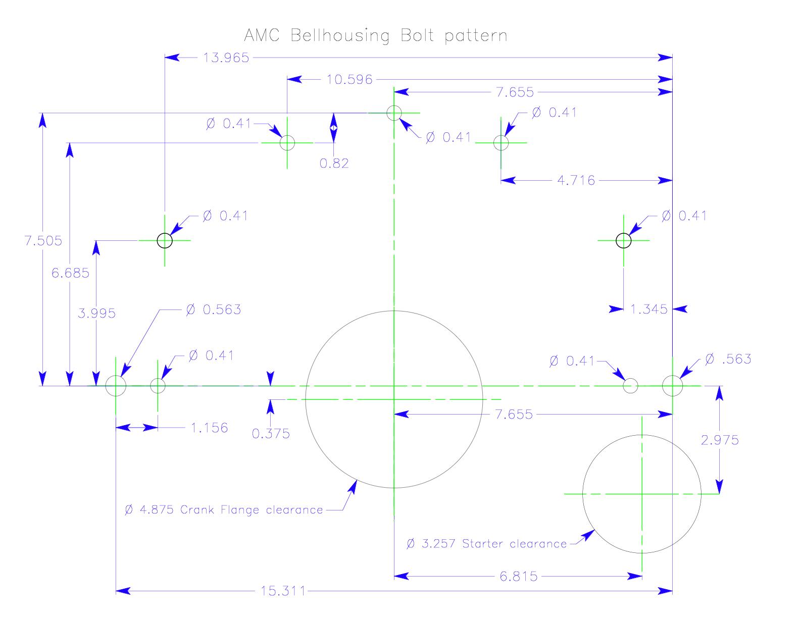 transmission automatique Amc Amc_be10