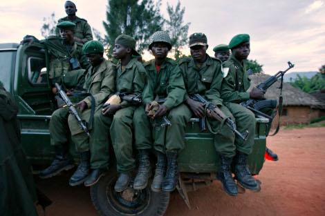 A quoi servira le nouveau chef d´etat-major des FARDC? Kadogo11