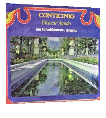 Eleazar Agudo - Conticinio (1973) (NUEVO) Eleaza10