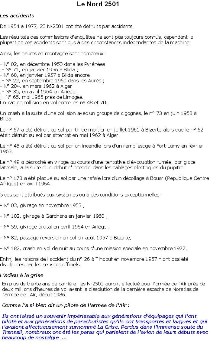 Historique du Nord 2501 par l'Escadron Touraine... Nord310
