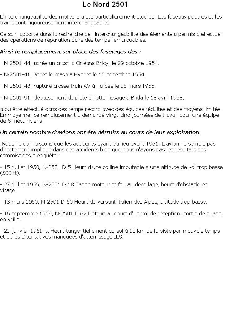 Historique du Nord 2501 par l'Escadron Touraine... Nord_110