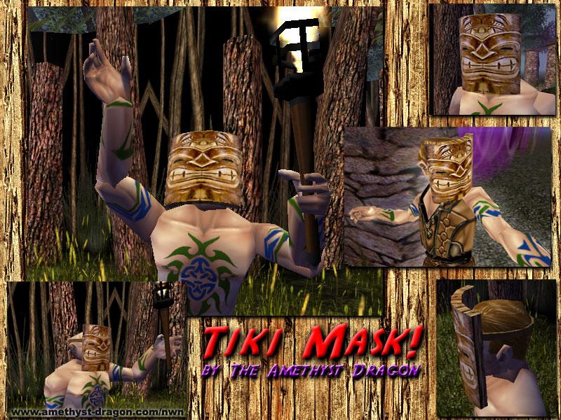 AD's Test Lab: Tiki Mask Tikipr10