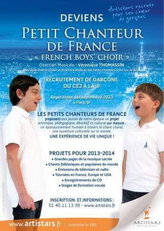 Petits Chanteurs de France 7252_110